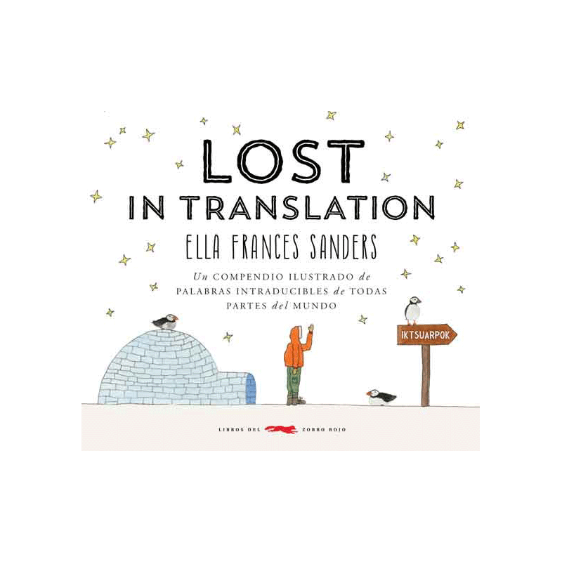 Lost in translation (Ilustrado)