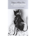 El Gato Negro (Ilustrado)