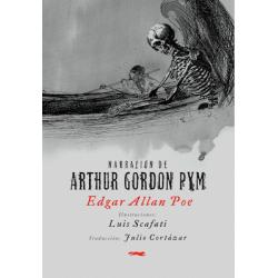 Narración De Arthur Gordon Pym (Ilustrado)