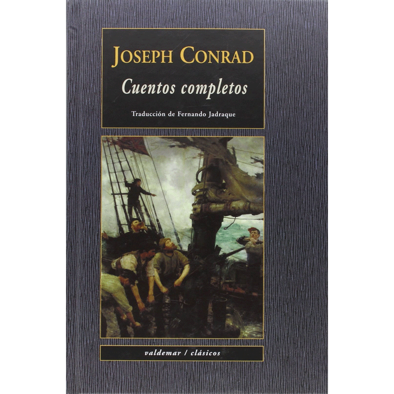 Cuentos completos (Joseph Conrad)