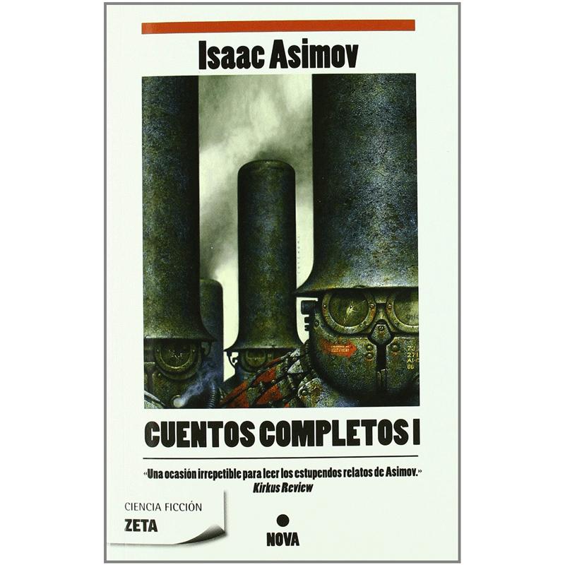 uentos Completos I (Isaac Asimov)