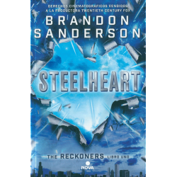 Steelheart (Reckoners 1)