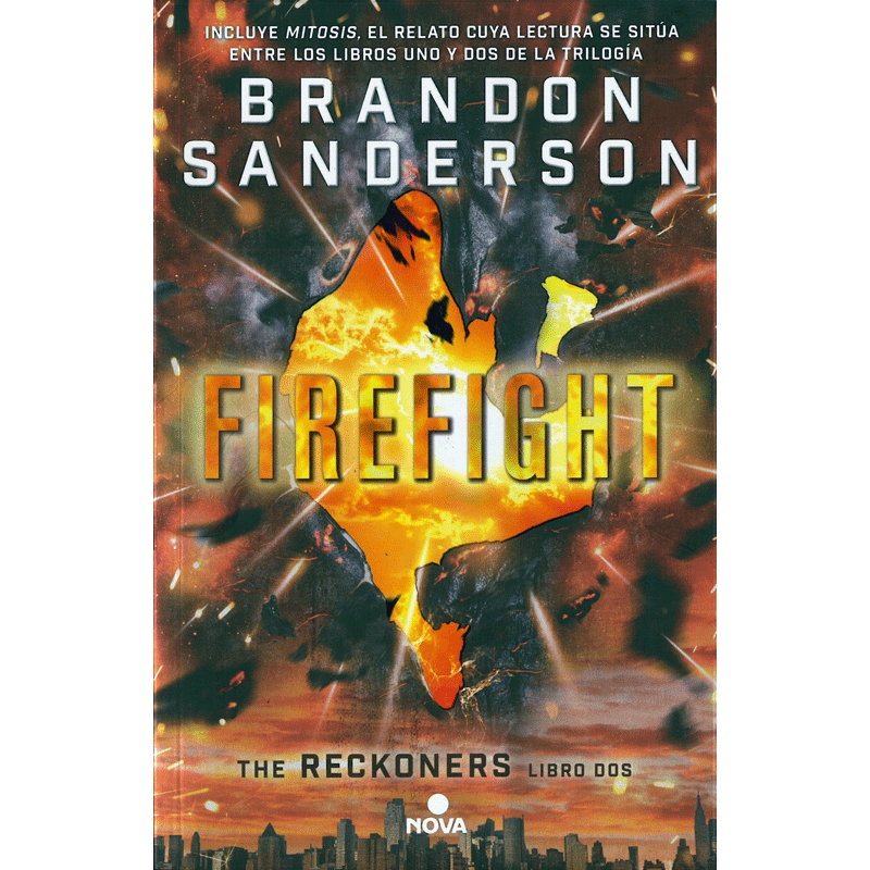 Firefight (Reckoners 2)