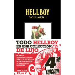 Hellboy: edición integral. Vol, 1