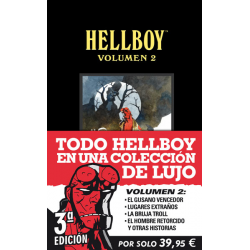 Hellboy: edición integral. Vol, 2