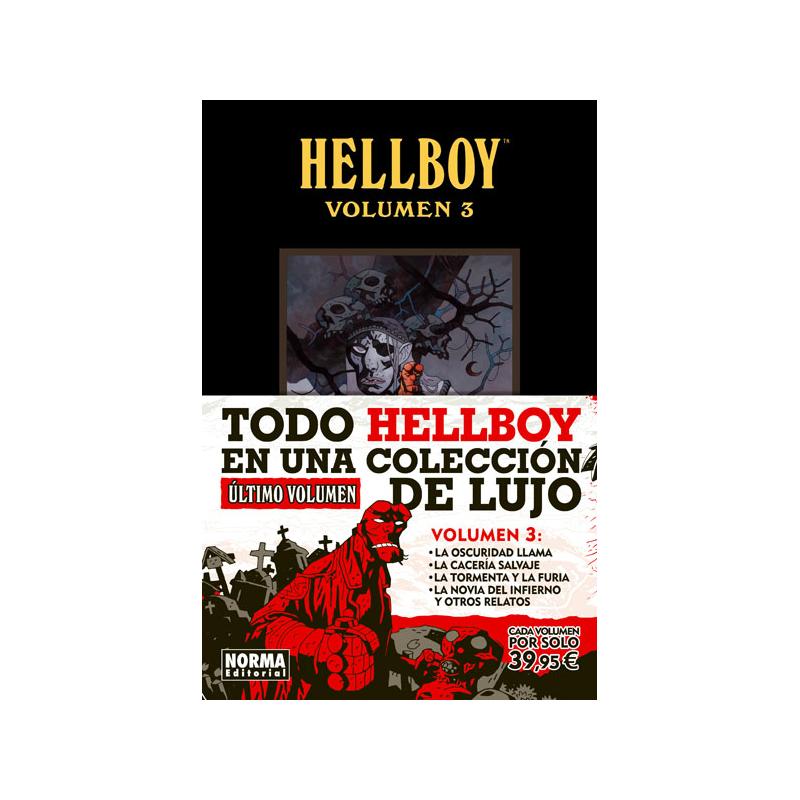 Hellboy: edición integral. Vol, 3