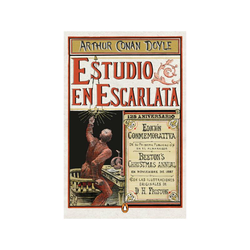 Estudio en escarlata (Ed. Conmemorativa)