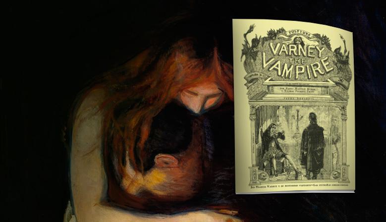 Varney, el Vampiro - Entrega 16