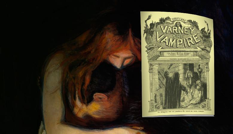Varney, el Vampiro - Entrega 15