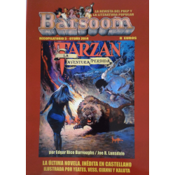 Recopilatorio Barsoom nº3