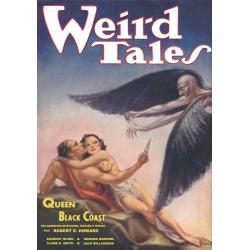 Weird Tales (selección 1934). Formato Facsimil.
