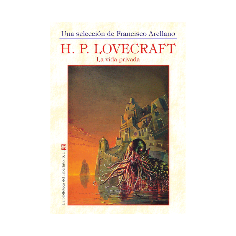 H.P. Lovecraft La vida privada