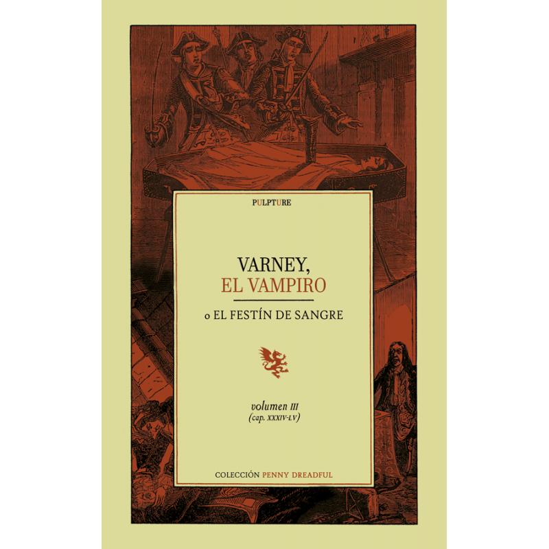 Varney, el Vampiro - Volumen III