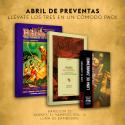 Pack preventas de abril