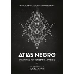 Atlas Negro (Compendio de un infierno arrasado)
