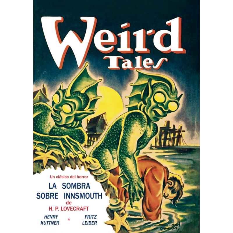 Weird Tales (selección 1942). Formato Facsimil.