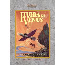 Huida en Venus (Carson de Venus, 4)