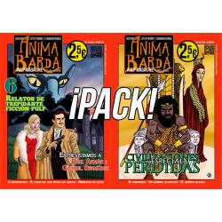 Pack Ánima Barda nº1 + Ánima Barda nº2