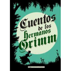 Cuentos de los hermanos Grimm (Ilustrado)