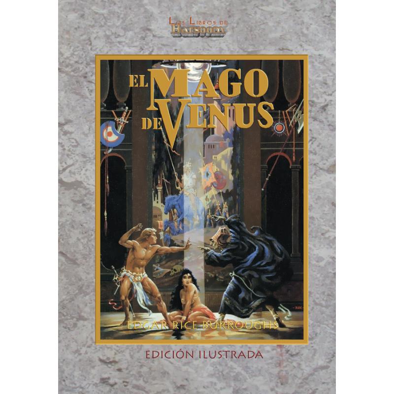 El Mago de Venus (Carson de Venus, 5)