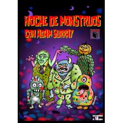Noche de monstruos