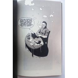 Bibliófago y otros cómics sobre escritores