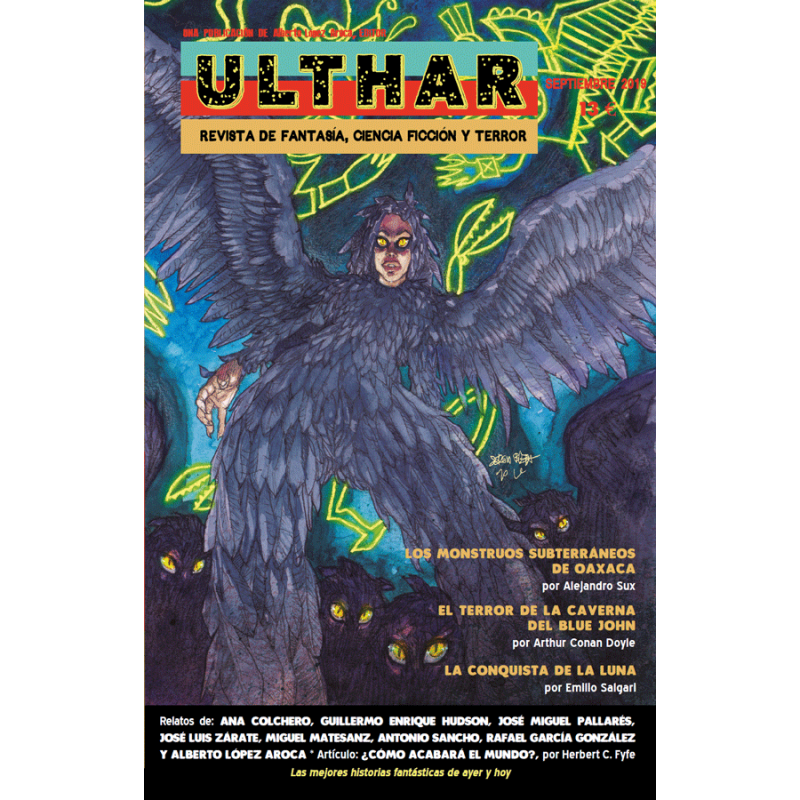 Revista Ulthar nº10