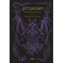 H.P. Lovecraft. Paisajes y...