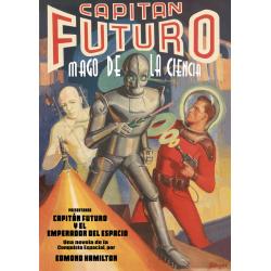 Capitán Futuro y el...
