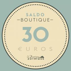 Saldo Boutique (30€)