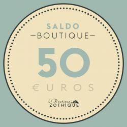Saldo Boutique (50€)