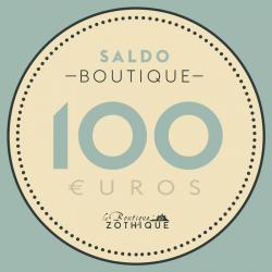 Saldo Boutique (100€)