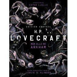 H. P. Lovecraft anotado....
