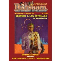 Recopilatorio Barsoom nº1