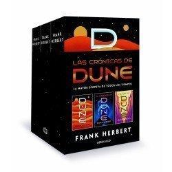 Las crónicas de Dune (pack)