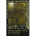 Narrativa completa de H. P. Lovecraft (Vol. II)