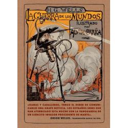 La guerra de los mundos (Ilustrado)