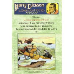 Harry Dickson, el Sherlock Holmes americano (Vol. 3)