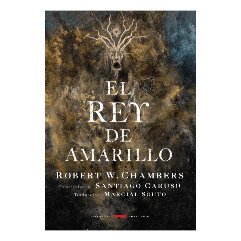 El Rey Amarillo (Ilustrado)