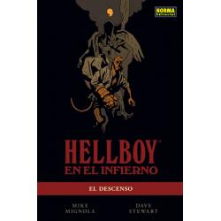 Hellboy en el infierno 1: El descenso