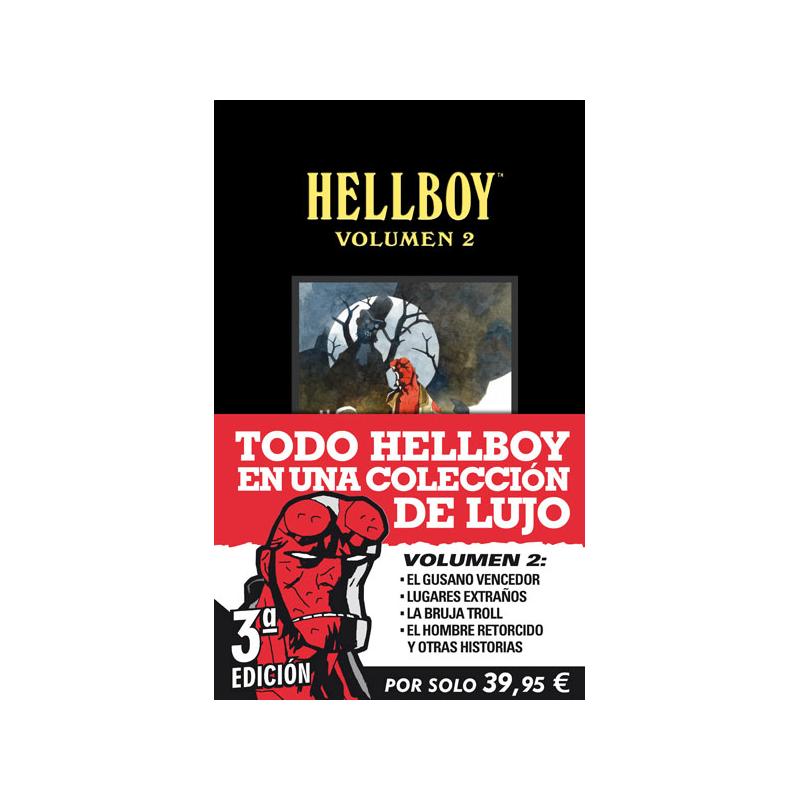 Hellboy: edición integral. Vol, 2