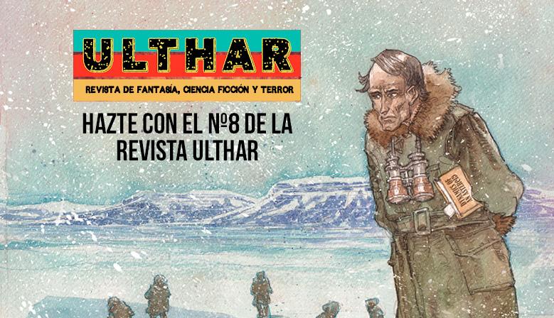 Revista Ulthar nº8