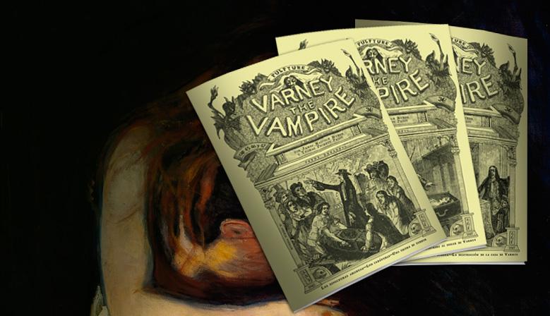 Varney, el Vampiro - Entregas 22, 23 y 24