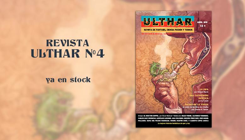 Revista Ulthar nº4