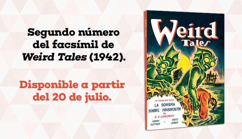 Weird Tales nº2