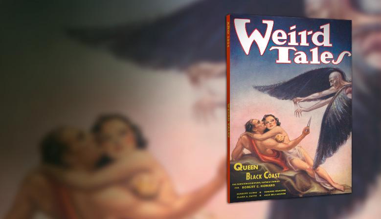 Ver más grande Weird Tales (selección 1934). Formato Facsimil.